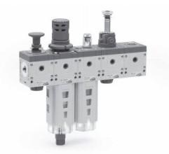 Модульные блоки подготовки воздуха Серия MD