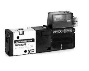 3/2 пневмораспределитель с электропневматическим управлением VZ312M, EVZ512M 6081257346c61