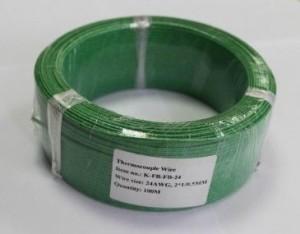 Высокотемпературный термопарный кабель K-FB-FB-24 (2*1/0,5) 608031e370ca4