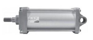 Цилиндры пневматические с присоединением по ГОСТ 15608-81 Серии 40N3G