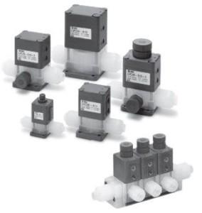 2/2 клапан с пневматическим управлением для химически активных и особо чистых сред встраиваемого типа  LVС 5f93f064d4c7b