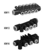 Коллекторы быстроразъемных соединений KM