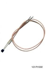 Термосопротивление Pt1000 для логгера EClerk-USB-2Pt 5fcd15b998c34