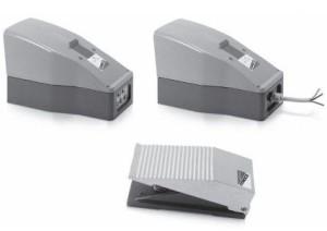 Пневматическая педаль Серия 3 и 2 Электрическая педаль Серия 3 608044865c70c
