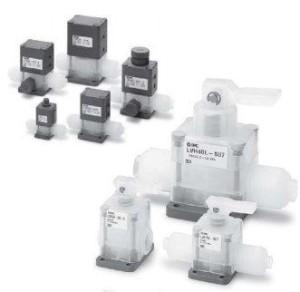 2/2 клапан с ручным управлением для химически активных и особо чистых сред LVH 5f93f064d22a2