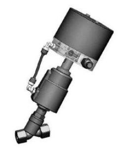 Клапан седельный регулирующий. Cерия JF105 5f93f1a38b81a