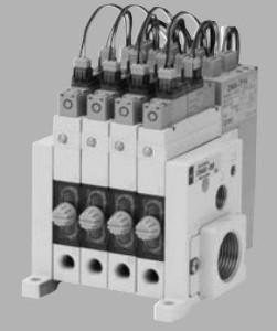 Двухступенчатый вакуумный эжектор ZMA 60802f76e8c31