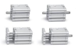 Цилиндры пневматические компактные Серия 32