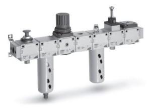 Блоки подготовки воздуха Серия MC Модульная сборка 608c3857966d3
