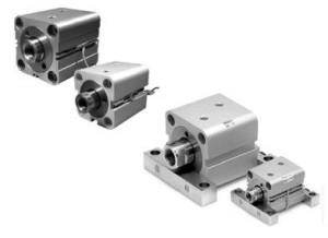 Компактный гидравлический цилиндр высокого давления CHK