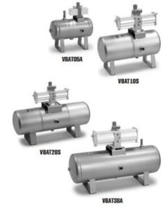 Ресивер для сжатого воздуха VBAT