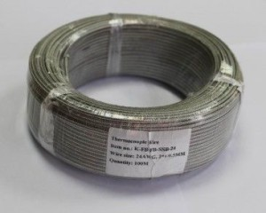 Высокотемпературный термопарный кабель K-FB-FB-SSB-24 (2*1/0,5) 608031e37069e