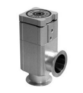 Высоковакуумные угловые клапаны с быстросменным сильфонным узлом XLAQ, XLDQ