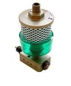 Импульсный дозатор смазки в составе фильтра-пневмоглушителя ALC