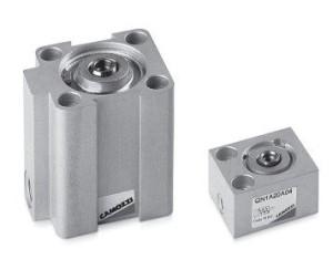 Цилиндры пневматические короткоходовые Серия QN 5fc870af2ed2e