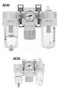 Фильтр-регулятор-маслораспылитель АС10-60 6080480decb76