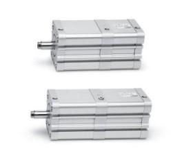 Цилиндры пневматические компактные Серия 32 — Тандем и многопозиционное исполнение