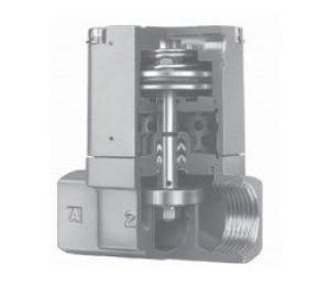 2/2 клапан для работы с высокотемпературными жидкостями и паром VND 608150a36e7aa