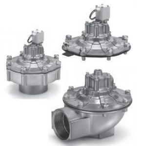 2/2 клапан для встряхивания рукавных фильтров VXF2 608150a36c30f