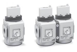 Электронные пропорциональные регуляторы давления Серии MX-PRO