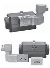 3/2, 5/2 низкотемпературный взрывозащищенный пневмораспределитель с NAMUR-интерфейсом 50-VFE3120-X81R1