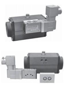3/2, 5/2 низкотемпературный взрывозащищенный пневмораспределитель с NAMUR-интерфейсом 50-VFE3120-X81R1 5f93efc4be437