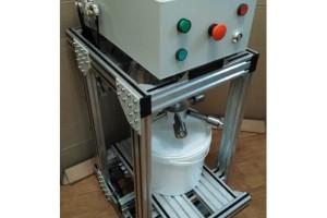 Автоматизация процесса упаковки джема в пластиковые ведра 5fb469e6e7990