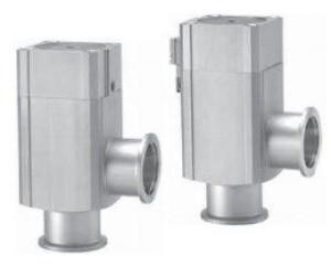 Высоковакуумные угловые клапаны с корпусом из алюминия XLA(V), XLF(V) 608046db3a299