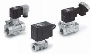 2/2 нормально закрытый энергосберегающий клапан для различных сред VXE21/22/23 60817e7b554be