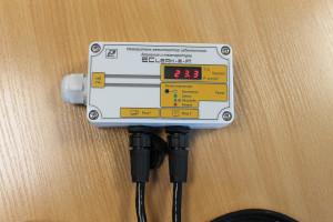 Началось производство измерителя-регистратора EClerk-M-PT избыточного давления и температуры