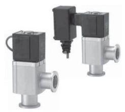 Угловые клапаны с электромагнитным управлением с корпусом из алюминия XLS