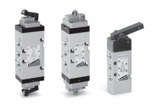 Сенсорные распределители с механическим управлением Серия 3 и 4 608044865d4b1