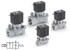 2/2 Н.З. клапан для пара, работающий при нулевом перепаде давления VXS22/23 60817e7b545bf