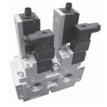 Сдвоенный пневмораспределитель VG342-X87