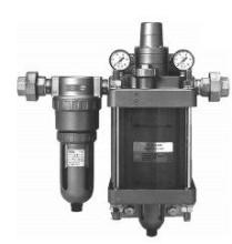 Система для смазки масляным туманом EALDU600–900