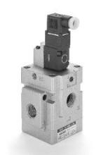 3/2 пневмораспределитель с электропневматическим управлением VG342
