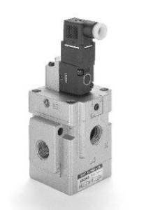 3/2 пневмораспределитель с электропневматическим управлением VG342 6081257343920