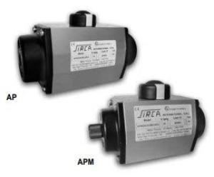 Приводы пневматические поворотные SIRCA 608327e776819
