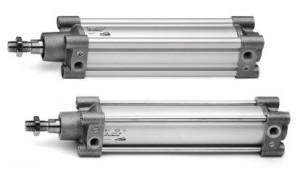 Цилиндры пневматические Серия 63 – гильза из алюминия, круглая труба или профиль