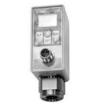 Реле давления с цифровой индикацией ISE70/75/75H