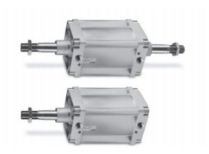 Цилиндры пневматические Серия 41 Алюминиевый профиль 60814d276c52e