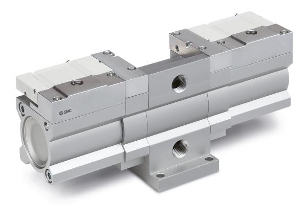 Усилитель давления со схемой энергосбережения VBA-X3145