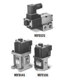 2, 3-линейный пропорциональный пневмораспределитель с электроуправлением VEF 5fd59b892c94c