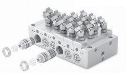 2/2, 3/2 клапан для краски на водной или сольвентной основе VCC 5fc79635169ee