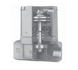 2/2 клапан для работы с высокотемпературными жидкостями и паром VND 5f529c1cba0ec