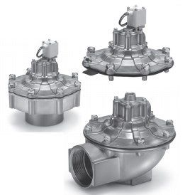 2/2 клапан для встряхивания рукавных фильтров VXF2 5f543e0d45cb7