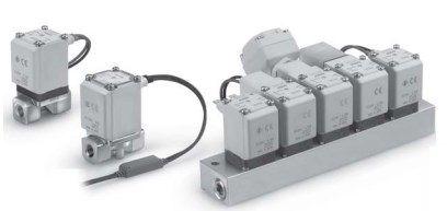 2/2 клапан с прямым управлением для различных сред VX21/22/23 5fd2e18f664d6