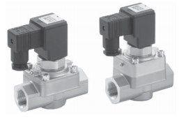 2/2 клапан высокого давления с электропневматическим управлением VCH41/42 5f543e39ce14b