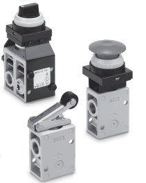 3/2 пневмораспределители с механическим управлением VM230-A 5f543c30c1d68