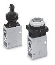 3/2 пневмораспределители с механическим управлением VM230-A 5f543c30c2327